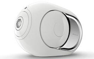 Devialet Phantom speakers demoed