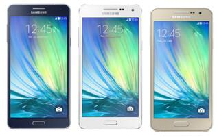 Samsung unveils ultrathin full metal Samsung Galaxy A series