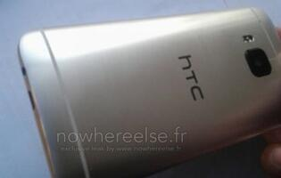 Alleged photos of HTC One (M9) leaked, reveals same design with new rear camera