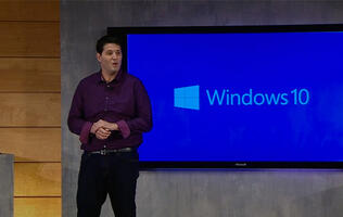 Microsoft details more Windows 10 features; makes OS free for select users in the first year