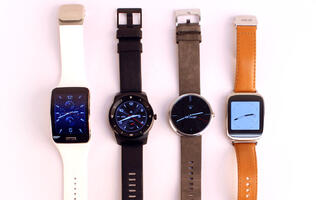Smartwatch Shootout: The battle for your wrist