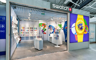Swatch will start selling its own smart watch within next three months