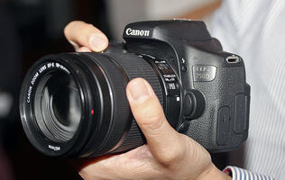 Canon's EOS 750D and 760D entry-level DSLRs pack some pretty high-end features