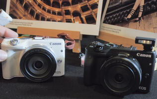 Canon advances EOS M line-up with the new EOS M3