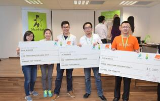 StarHub Southeast Asia Pacific Mobile App Challenge (SEAMAC) winners crowned