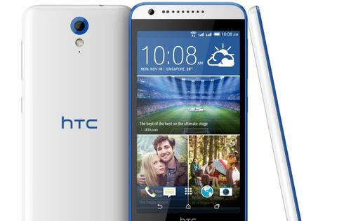 HTC Desire 620 and 620G Dual SIM available in Singapore from December 15