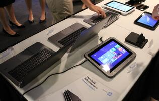 Hands-on with HP's new commercial mobility products