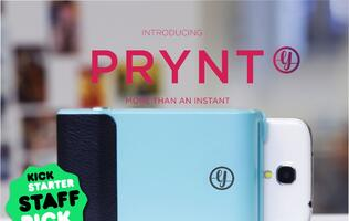Prynt wants to bring back physical photos, with a twist