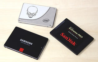 Battle of the SSD juggernauts - Intel vs. SanDisk vs. Samsung