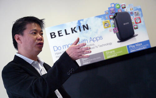 Belkin Makes Networking Fun Again