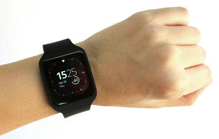 Sony SmartWatch 3 - A smartwatch aimed at runners