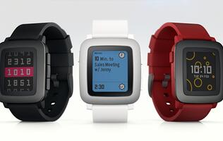 Pebble announces new Time smartwatch and Timeline interface