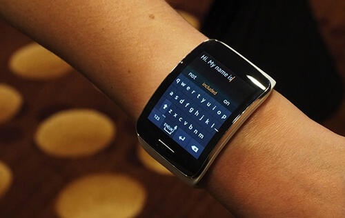 Samsung is the current leader in the smartwatch category