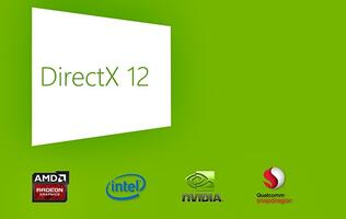"To NVIDIA and AMD, Microsoft's DirectX 12 says, ""Let's work together"""
