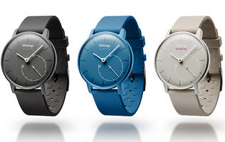 Withings' Activité activity-tracking watches are now compatible with Android
