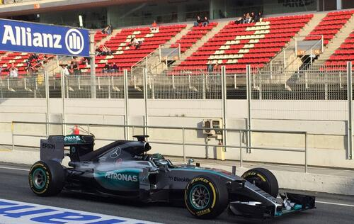 Qualcomm announces partnership with F1 team Mercedes AMG Petronas