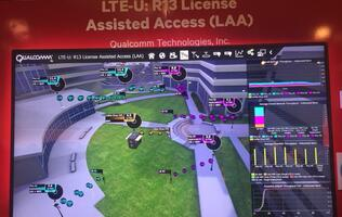 Qualcomm's LTE-U technology will boost LTE connectivity by using unlicensed 5GHz band