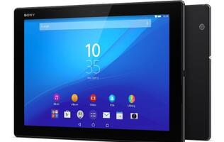 Sony unveils the Qualcomm Snapdragon 810-powered Xperia Z4 Tablet at MWC 2015