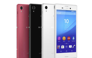 Sony announces launch of the mid-range Xperia M4 Aqua at Mobile World Congress 2015