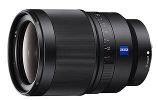Sony announces launch of four Full-frame E-mount lenses and two teleconverters