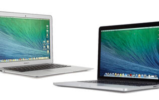 MacBooks shown some love: Apple updates the 13-inch MacBook Pro with Retina Display and MacBook Air