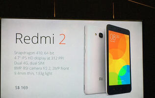Xiaomi Redmi 2 launch confirmed for 17th March