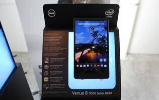 Introducing the Dell Venue 8 7000