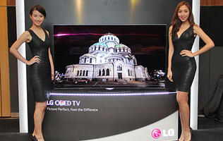 LG's EC970T curved 4K OLED TV will hit stores in end March