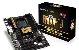 Biostar launches TA970 Plus AMD AM3+ motherboard aimed at budget gamers and enthusiasts