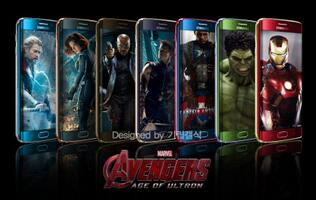 Samsung to build limited edition Avengers-themed Galaxy S6 Edge models?