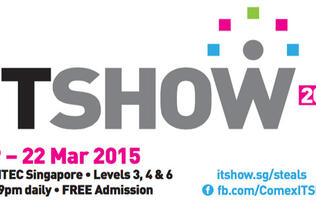 Trade-in program, gaming contests, tech showcase, booth babes contest - there's a lot going on at IT Show 2015