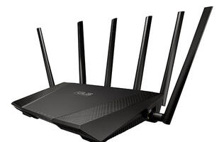 ASUS' mega RT-AC3200 tri-band router finally arrives on our shores