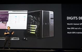 NVIDIA's DIGITS DevBox is a US$15,000 deskside deep learning machine