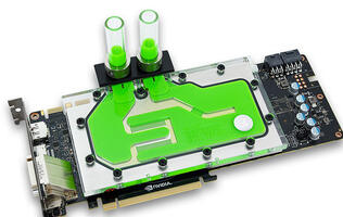 EK releases water blocks for NVIDIA GeForce GTX Titan X