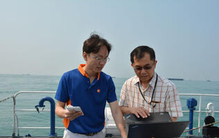 M1 and MPA collaborate to enhance 4G coverage in Singapore's waters