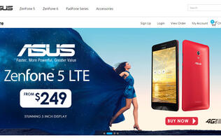 ASUS expands its online local store