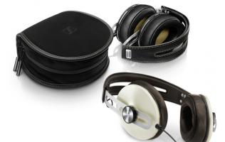 Sennheiser announces the launch of their second generation Momentum wired headphones