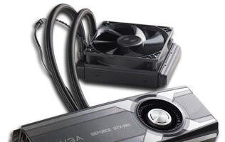 EVGA releases AIO water-cooling solution with GeForce GTX 980 Hybrid