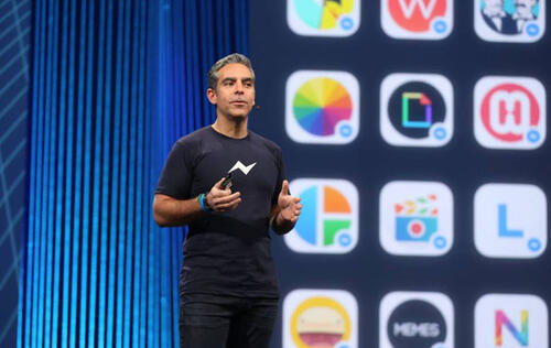 Facebook announces new Messenger Platform centered on content and businesses