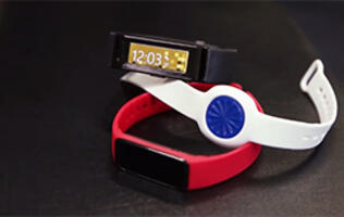 Hands-on with the Jawbone Move, Microsoft Band and Striiv Fusion activity trackers