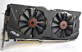 ASUS Strix GeForce GTX 980 review