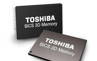 Toshiba and SanDisk announce second-generation 3D NAND architecture