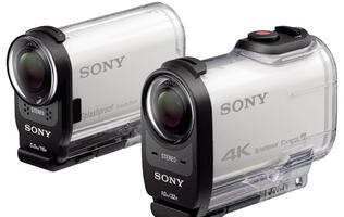 Sony announces the launch of new 4K and Full HD Action cams