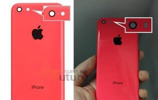 Alleged rear cover of Apple iPhone 6C leaked, confirms rumors of new 4-inch iPhone?