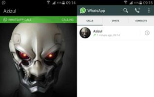 Android users of WhatsApp can make free voice calls now