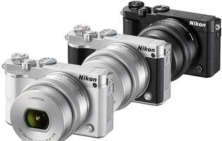 Nikon announces launch of their latest mirrorless camera, the Nikon 1 J5