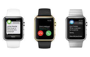 Watch these videos to see how the Apple Watch works