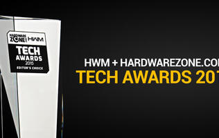 HWM+HardwareZone.com Tech Awards 2015: Readers' Choice Results