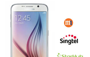 Samsung Galaxy S6 & S6 Edge telco price plan comparison
