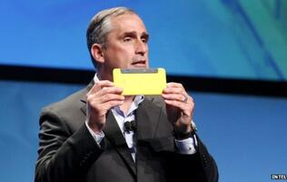 Intel makes RealSense 3D camera small enough to put in 6-inch smartphone